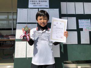 九州小学生4年大会 福岡県予選