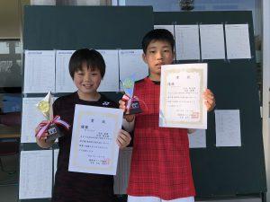 九州小学生ダブルス選手権 福岡県予選